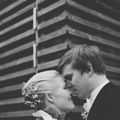 Just one // Wedding photographer // Finland