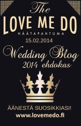 Wedding Blog 2014 Awards