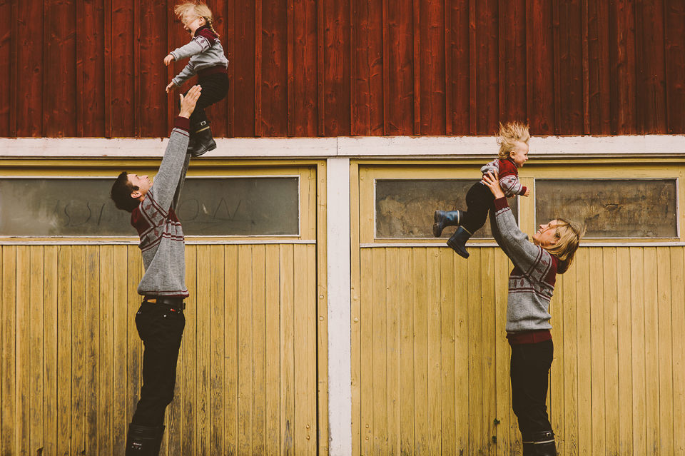 Family photographer Finland